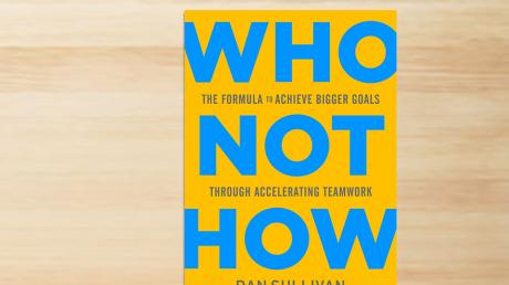 Business Reading: Who Not How