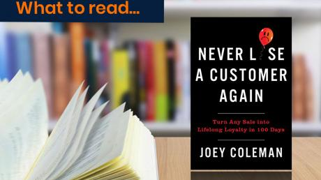 Business Reading: How To Turn Any Sale Into Lifelong Loyalty in 100 Days