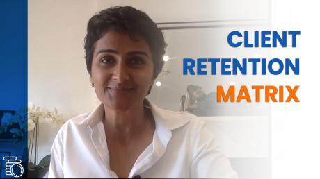 Client Retention Matrix